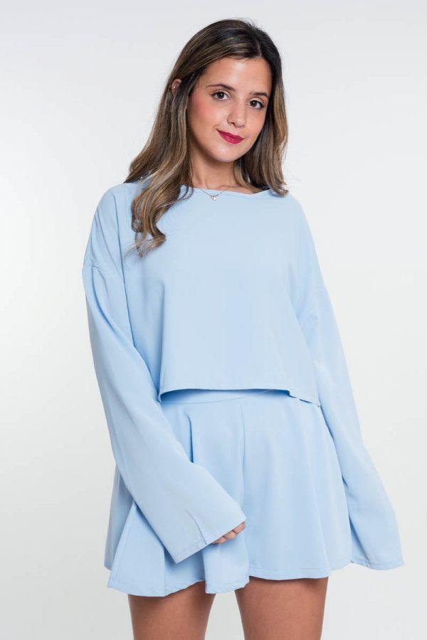 Comprar Blusa Fluida Online