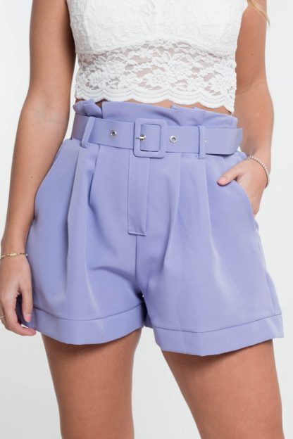 Comprar Short Básico Cinturón Online