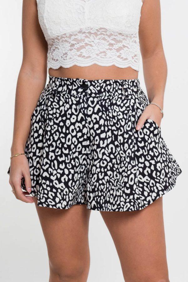 Comprar Short Leopardo Online