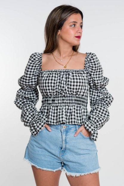 Comprar Blusa Vichy Online