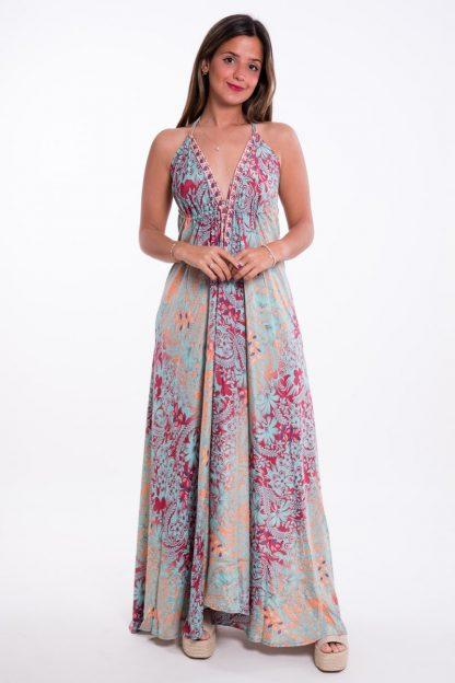 Comprar Vestido Boho Largo Begur Online