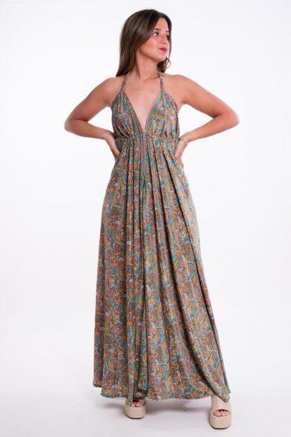 Comprar Vestido Boho Largo Llafranc Online