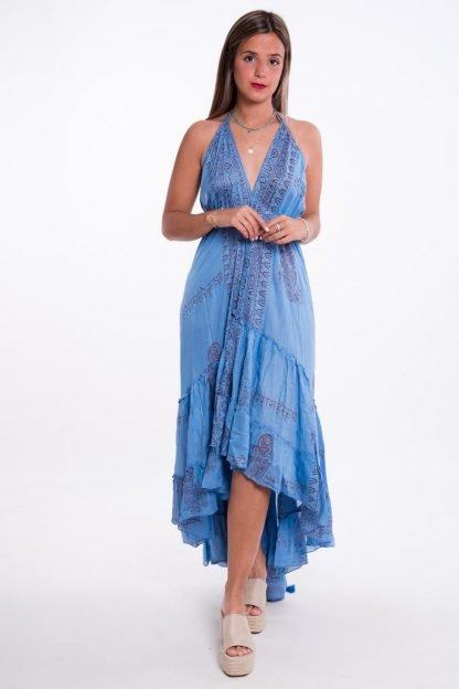 Comprar Vestido Volantes Thai Online