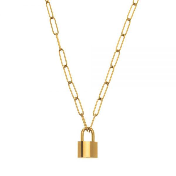 Comprar Collar Candado Acero Online