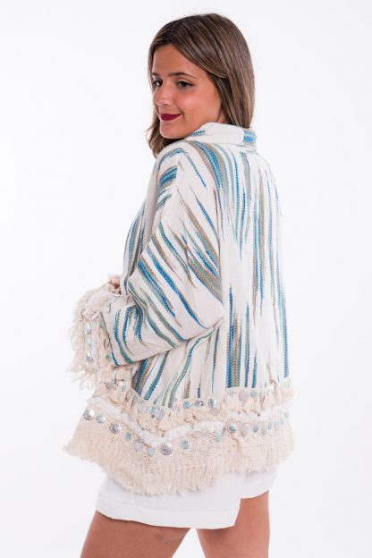 Comprar Kimono Boho Indigo Online