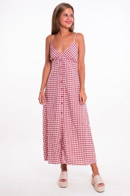 Comprar Vestido Midi Vichy Online
