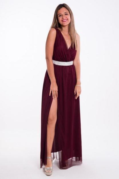 Comprar Vestido Gasa con Cinturón Online