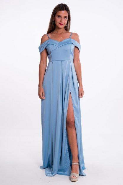 Comprar Vestido Sirena Raso Online