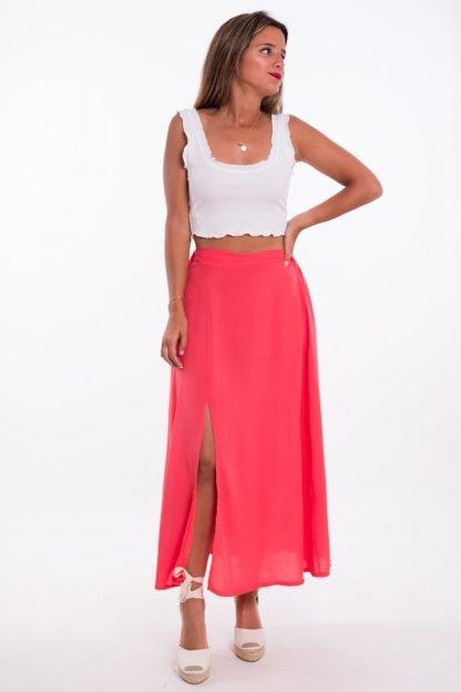 Comprar Falda Midi Lisa Online