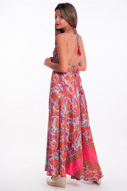 Comprar Vestido Boho Largo Amalfi Online