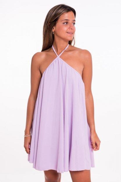 Comprar Vestido Corto Fluido Online