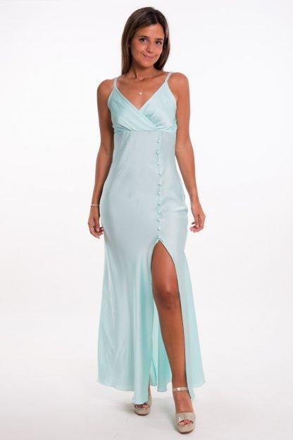 Comprar Vestido Largo Botones Online