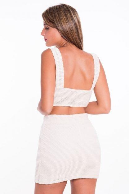 Comprar Top Recto Crochet Online