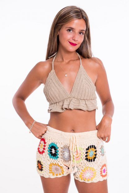 Comprar Top Crochet Triángulo Online