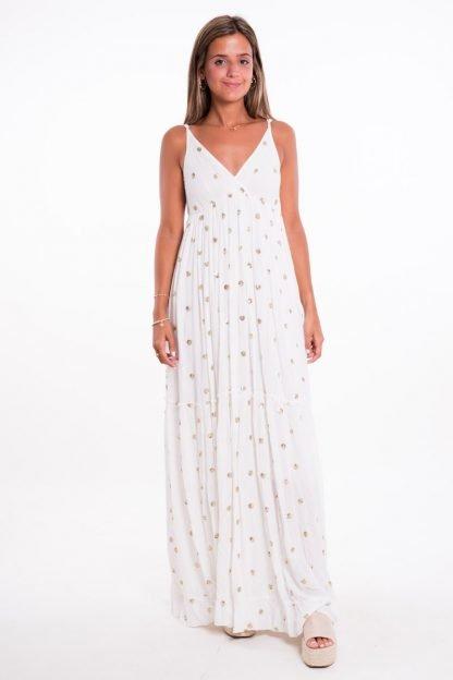 Comprar Vestido Topos Lentejuelas Online
