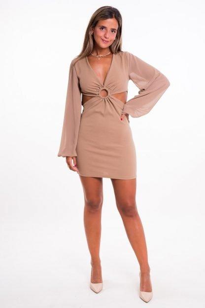 Comprar Vestido Anilla Cutout Online