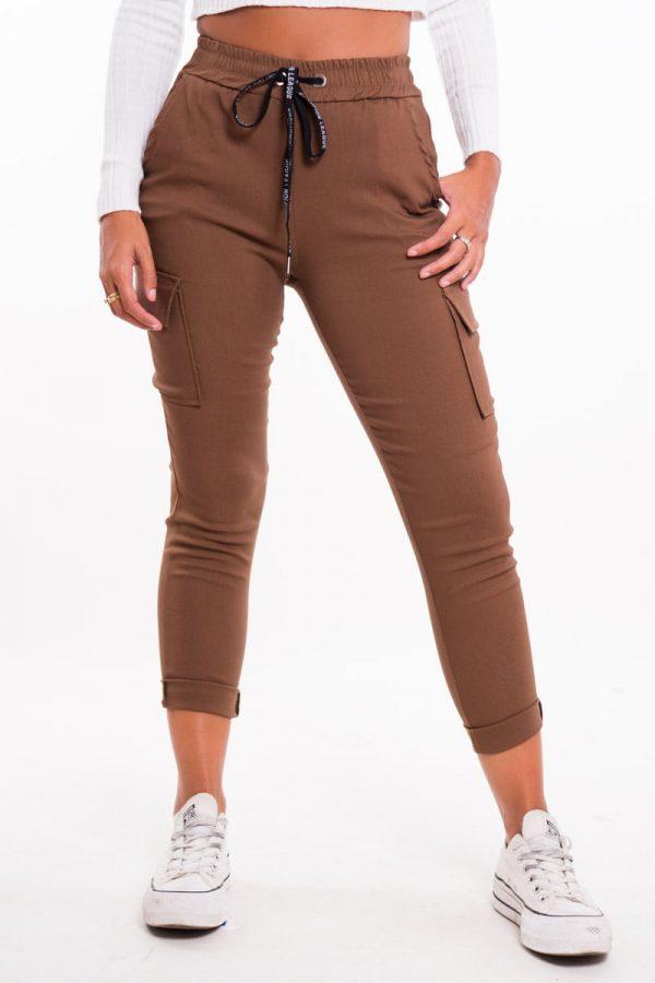 Comprar Pantalón Jogger Elástico Online