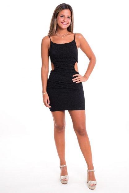 Comprar Vestido Lurex Cutout Online