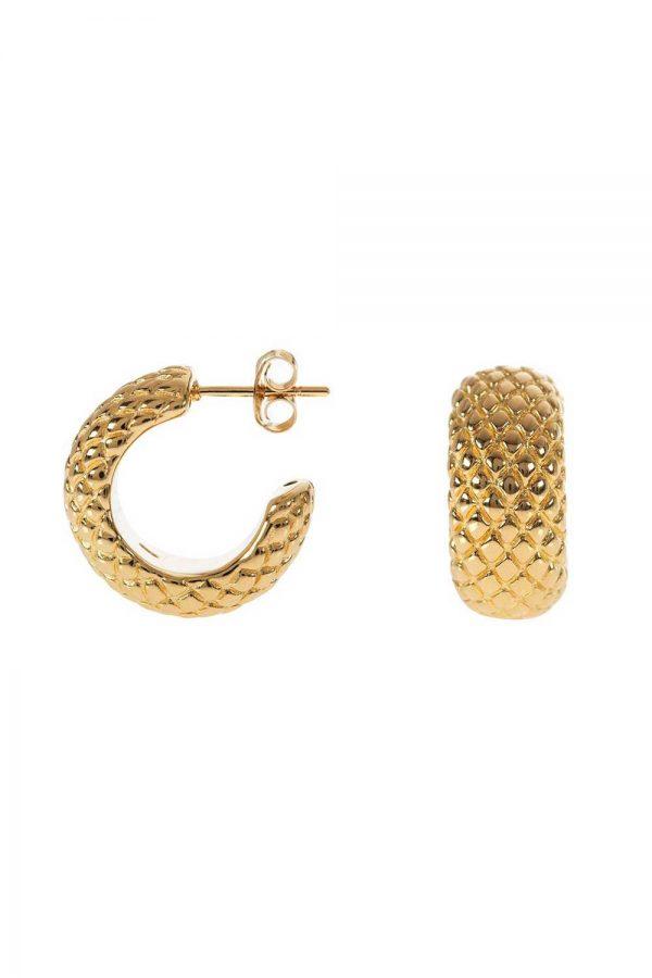 Comprar Pendientes Piel Serpiente Online