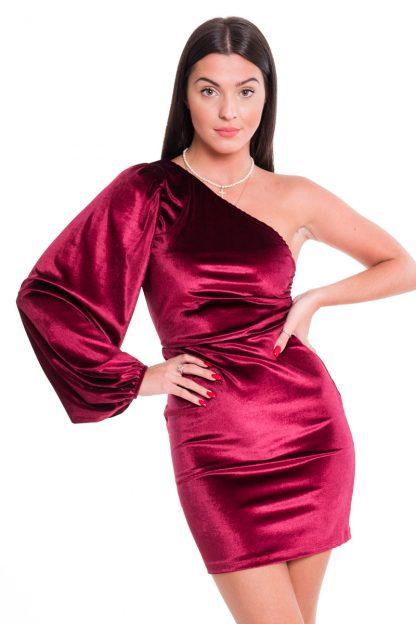 Comprar Vestido Asimetrico Velvet Online