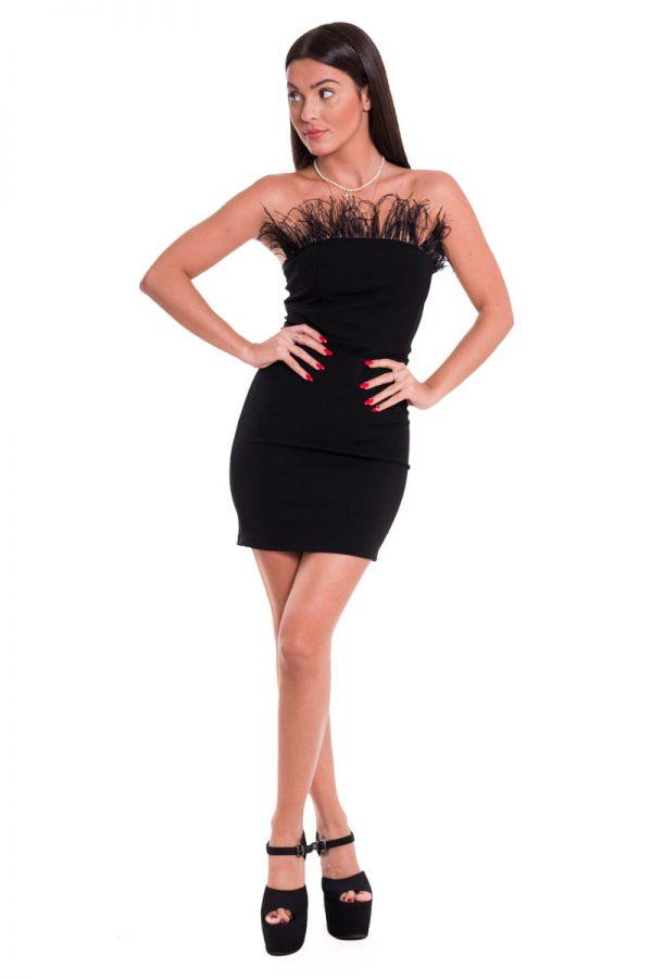 Comprar Vestido Plumas Online